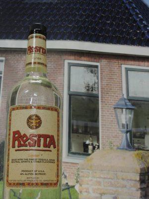 rosita tequila