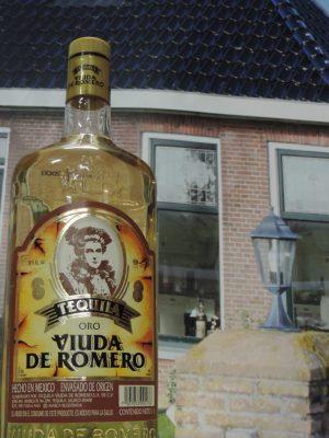 viuda de romero tequila