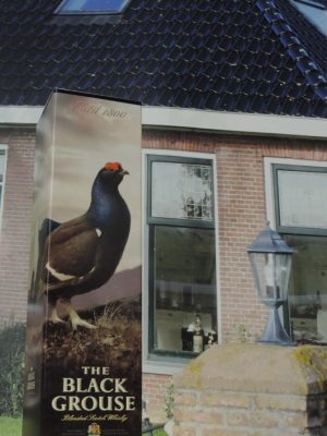 the black grouse famous grouse