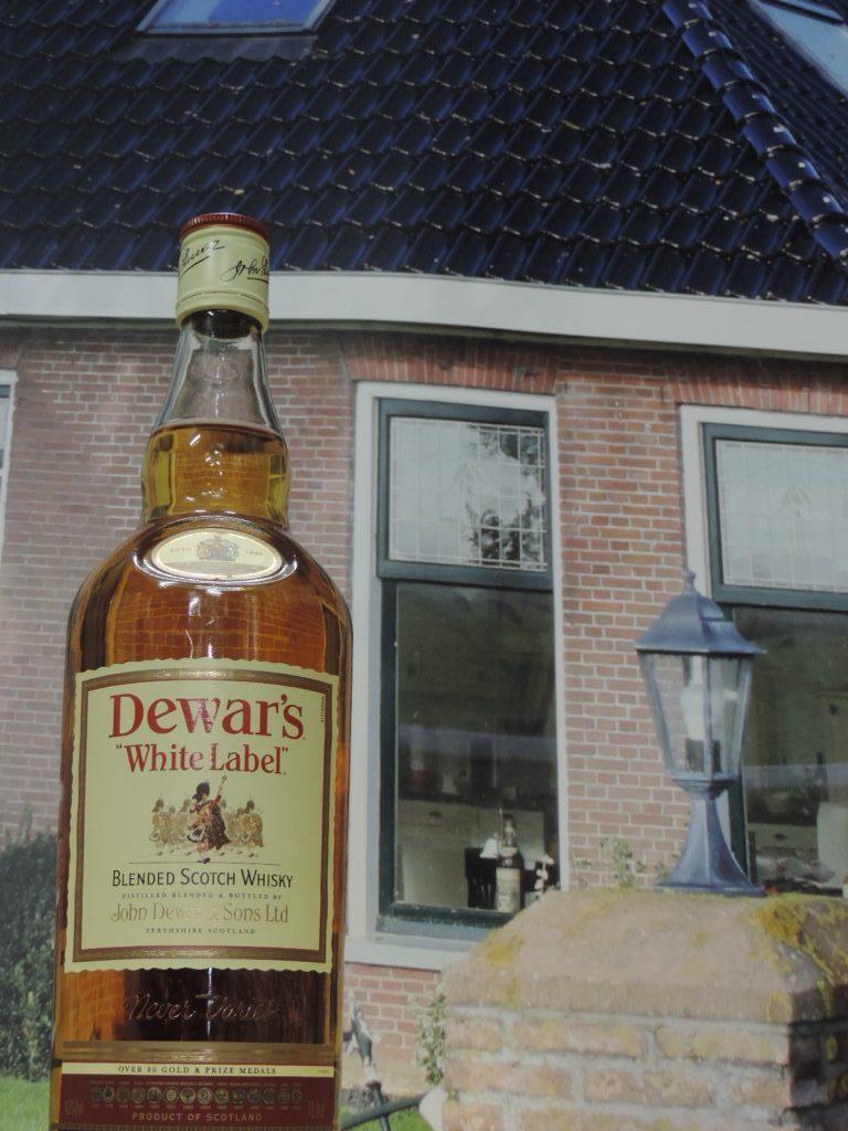 dewars white label blends