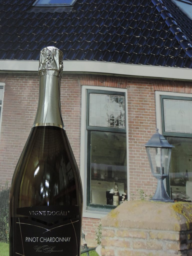 vigne dogali pinot chardonnay spumante