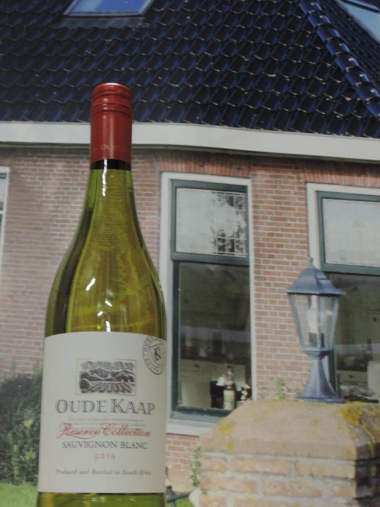oude kaap reserve collection sauvignon blanc