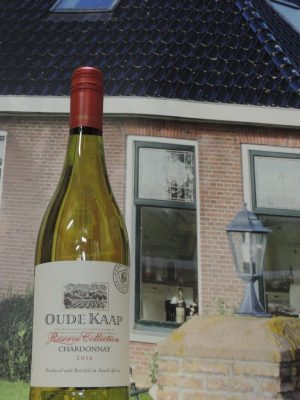 oude kaap reserve collection chardonnay