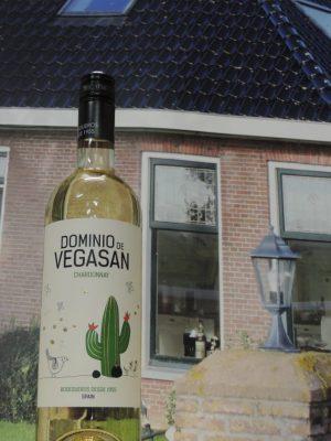 dominio de vegasan chardonnay