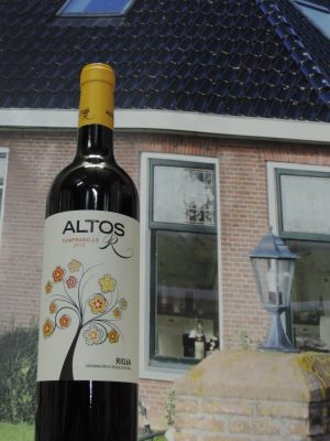 altos tempranillo rioja