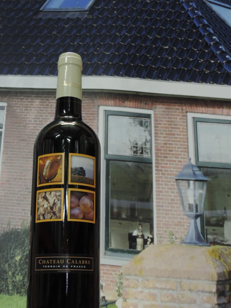 chateau calabre rood