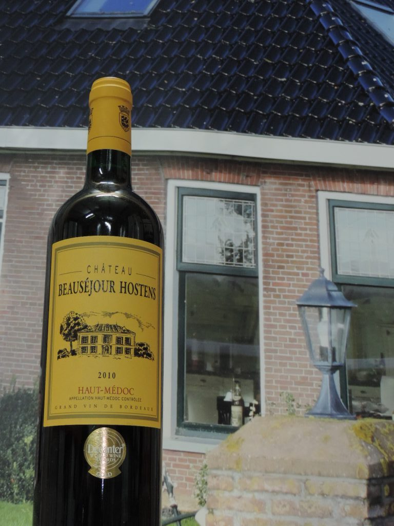 chateau beausejour hostens medoc