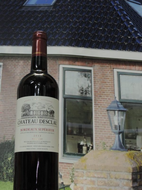 chateau desclau bordeaux