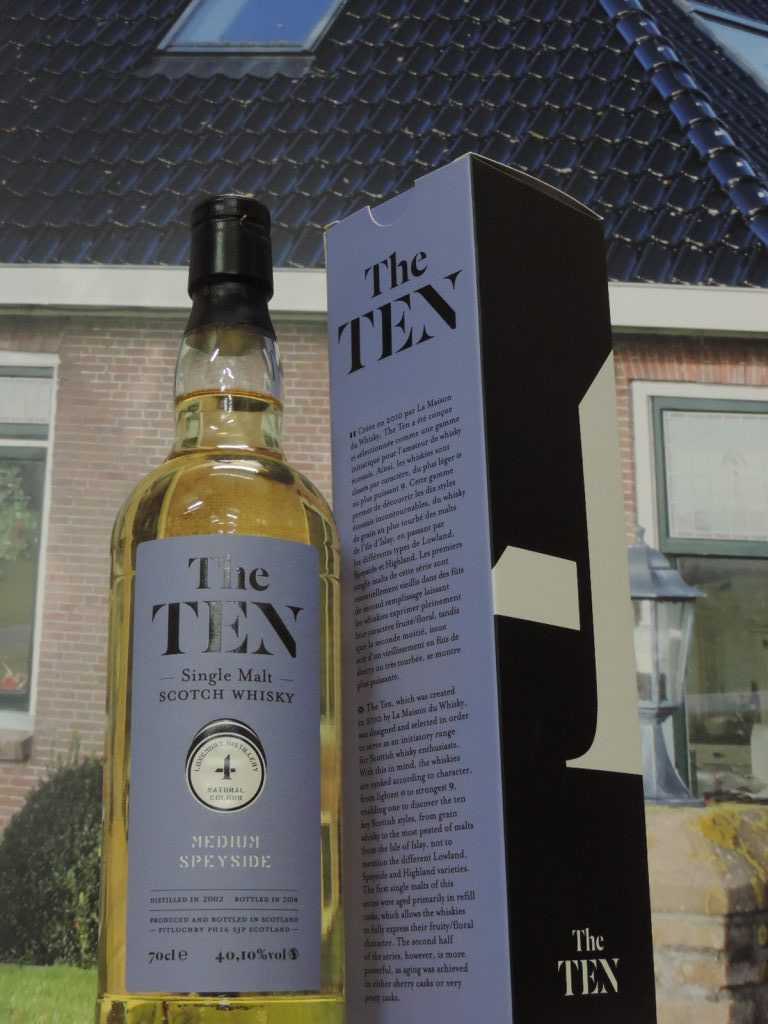the ten 4 years speyside