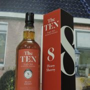 the ten 8 years heavy sherry