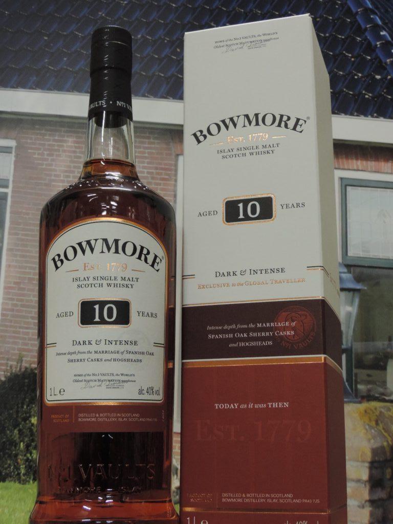 bowmore 10 years