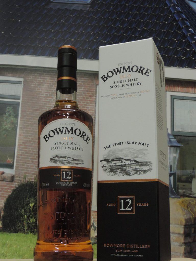 bowmore 12 years