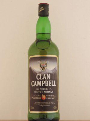 clan campbell liter