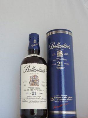 ballentines 21 years