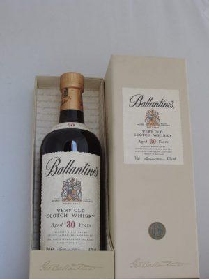 ballentines 30 years