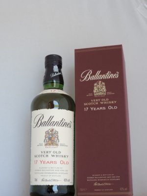ballentines 17 years