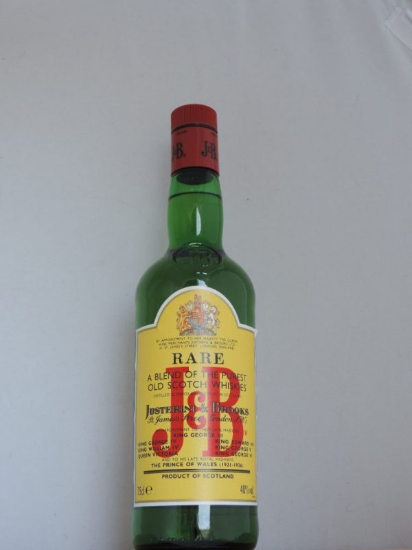 justerini & brooks 75cl