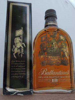 ballentines 18 years deluxe