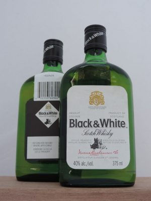 black and white 2x375ml