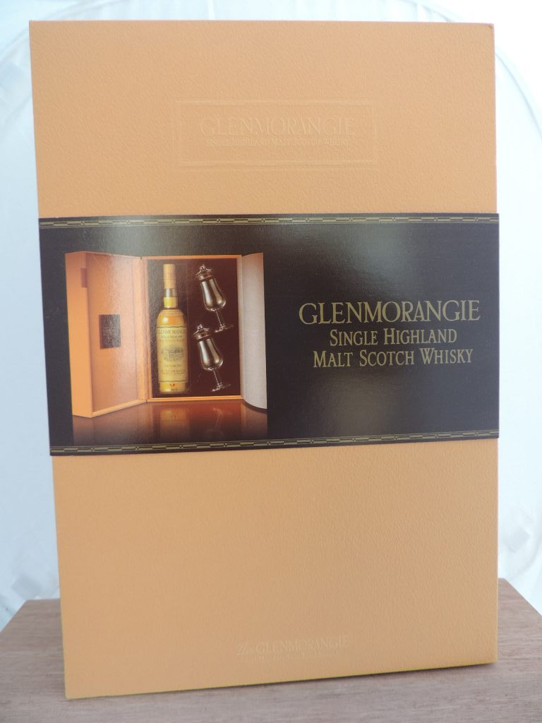 glenmorangie giftpack giftset with two glasses