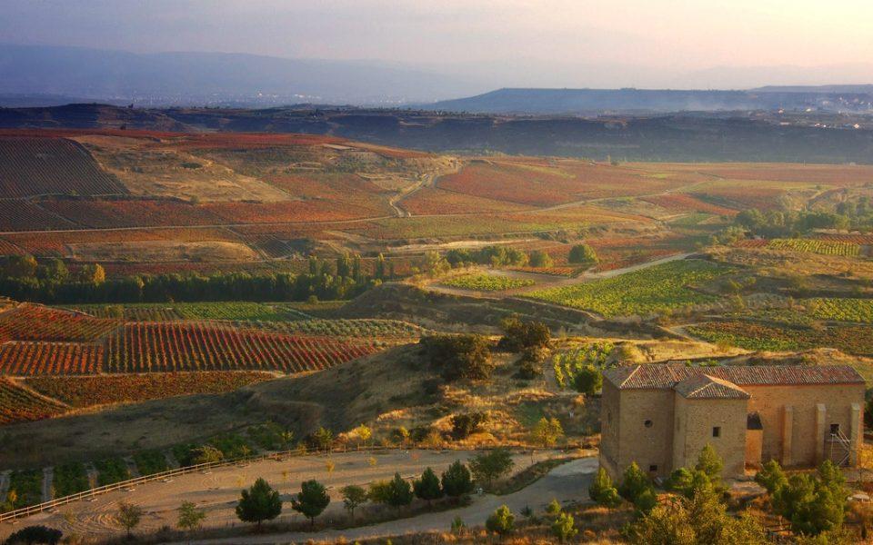 Spanish wijn