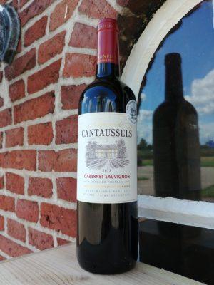 côtes-de-thongue-cantaussels-cabernet-sauvignon